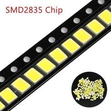 100pcs 2835 White/Warm White Smd Led Lamp Light Emitting Diode Light Bulb Strip Conduct 200pcs 0805 2012 green light light emitting diode smd led