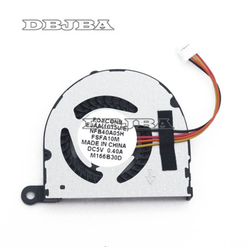 New laptop CPU cooling fan for ASUS EEEPC 1015 1015pe 1011cx fan Eee PC 1015PE 1015PE-BBK603 4-WIRES 1015PEB 5V 0.4A image