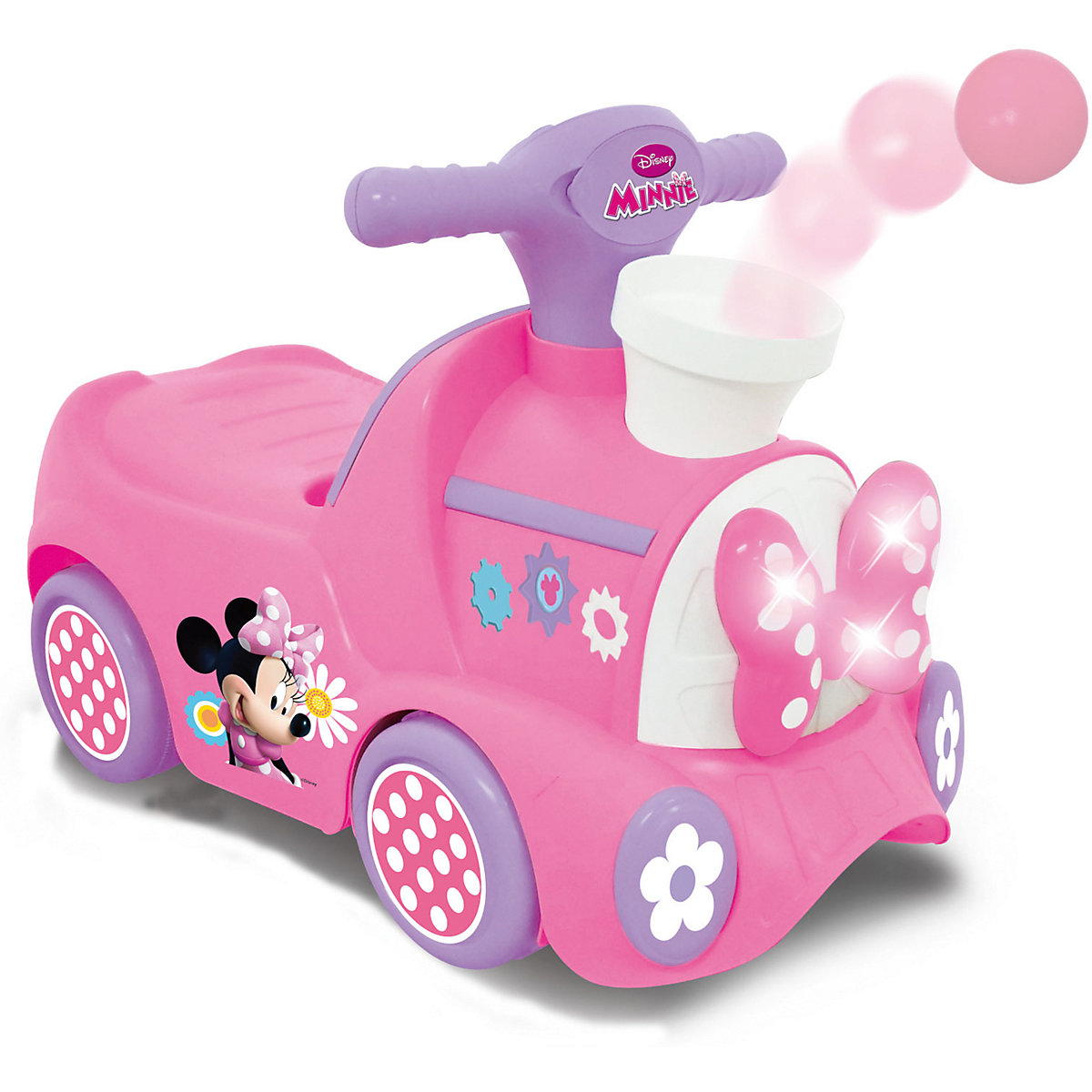 KIDDIELAND Ride On Cars 9508144 Children electric car Outdoor Fun Sports Ride On Toys walker toy game Kids peppa s car ride