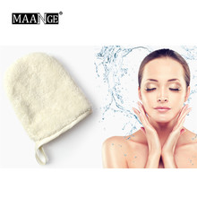 Reusable Microfiber Facial Cloth Face Towel Makeup Remover Cleansing Glove Tool Beauty Face Care Towel Make Up Tools