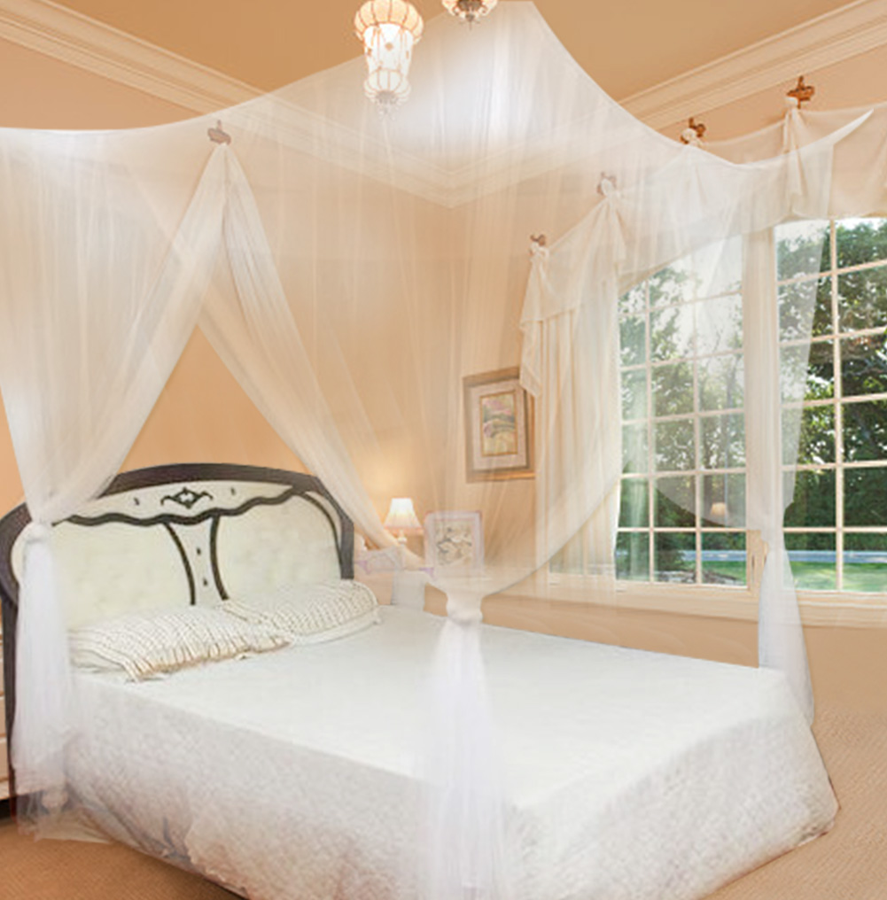 Aggressive Kid Bedding Mosquito Net Romantic Round Bed Mosquito Net Bed Cover Colorful Hung Dome Bed Canopy For Kids Bedroom Excellent Quality In