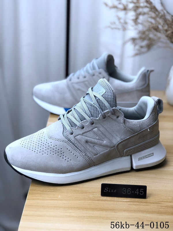 New Balance MSRC1HE 2019 original men women sneakers Retro Running Shoes real leather 4 color Eur36 45