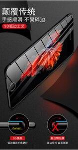 Image 2 - Защитное стекло 9H для apple iPhone 8 7 6 S Plus 11 Pro XS Max XR, изогнутое закаленное стекло, Защитная пленка для экрана с полным покрытием