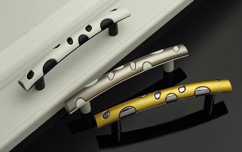 3 75 39 39 Cabinet Handle Pulls Piont drawer Knob Handle Dresser Pull Handles Cupboard Knobs Furniture Hardware in Door Handles from Home Improvement