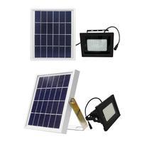 54 LED Remote Control Solar Light Waterproof Outdoor Solar Lamp Garden Courtyard Decor Light Wall Lamps Night Lighting