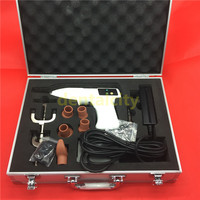 Adjustable Chiropractic Instrument Intensity Therapy 4Level 10Heads Electric Correction Gun Activator Cervical Massager