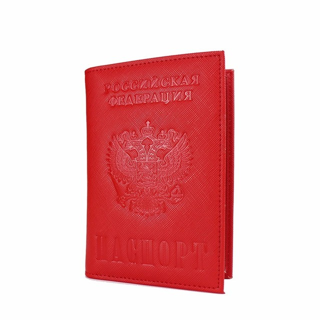 High Quality Passport Cover Wallet Purse Girl PU Leather Travel Passport Holder for Document A614-5 Pasport Paspoort