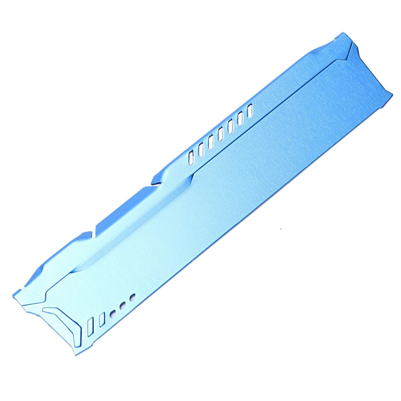 1 Pcs Computer Memory Chips Heizkörper Kühlung Weste Kühler Für Ddr3, Ddr4, Ecc Ram Kühlkörper