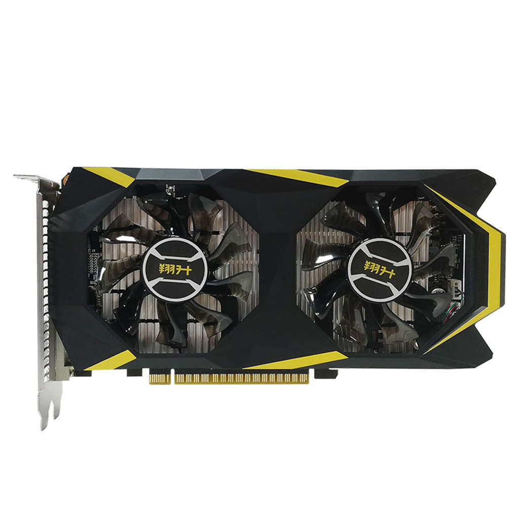 HOT-Asl Gtx 1050 Ti 4G Gaming Graphic Card 128Bit Nvidia Gddr5 Gp107 7008Mhz 1290-1392Mhz Dp+Hdmi+Dvi 768Units Directx12 Video