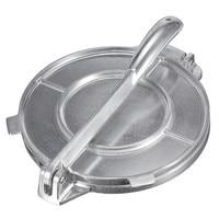 Tortilla Maker Press Pan Heavy Duty Restaurant Commercial Aluminium Tortilla Pie Maker Press Tool Home Appliance Part