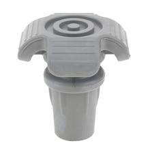 Противоскользящий резиновый наконечник аксессуар для трость палка для ходьбы костыли стул сиденье стул 7/8 дюймов