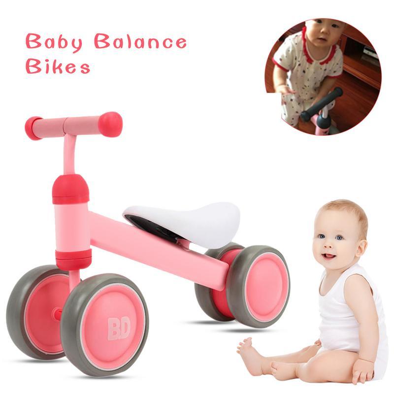Bébé Balance vélo enfant marcheur pédale Balance voiture coussin d'air selle solide Durable enfants voiture bébé produit - 5