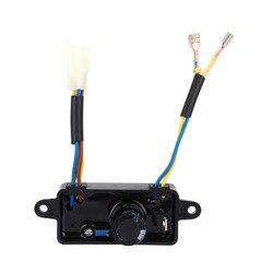1 pcs Voltage Regulator Rectifier Single Phase AVR Voltage Regulator For 2KW-3KW Gasoline Generator