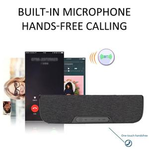 Image 2 - Level 4 Waterproof Bluetooth Speaker Portable Audio Cloth Pocket Speaker Wireless Bluetooth Speaker Home UBS Audio Gift  Speaker