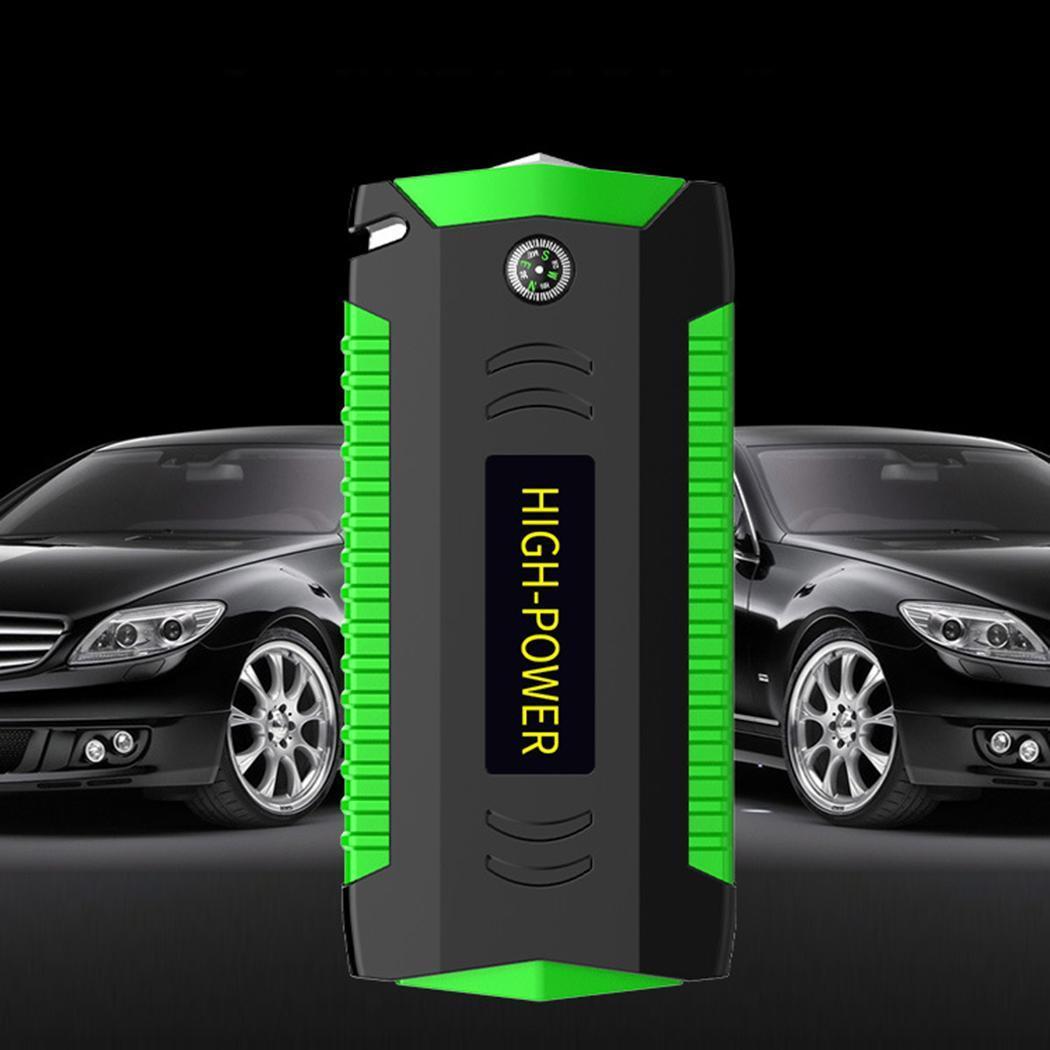 Multifonction Démarreur Voiture De Saut batterie externe 89800 mAh 12 V 4USB 600A Portable Auto Haute Capacité De Batterie De Voiture Dispositif de Démarrage Booster