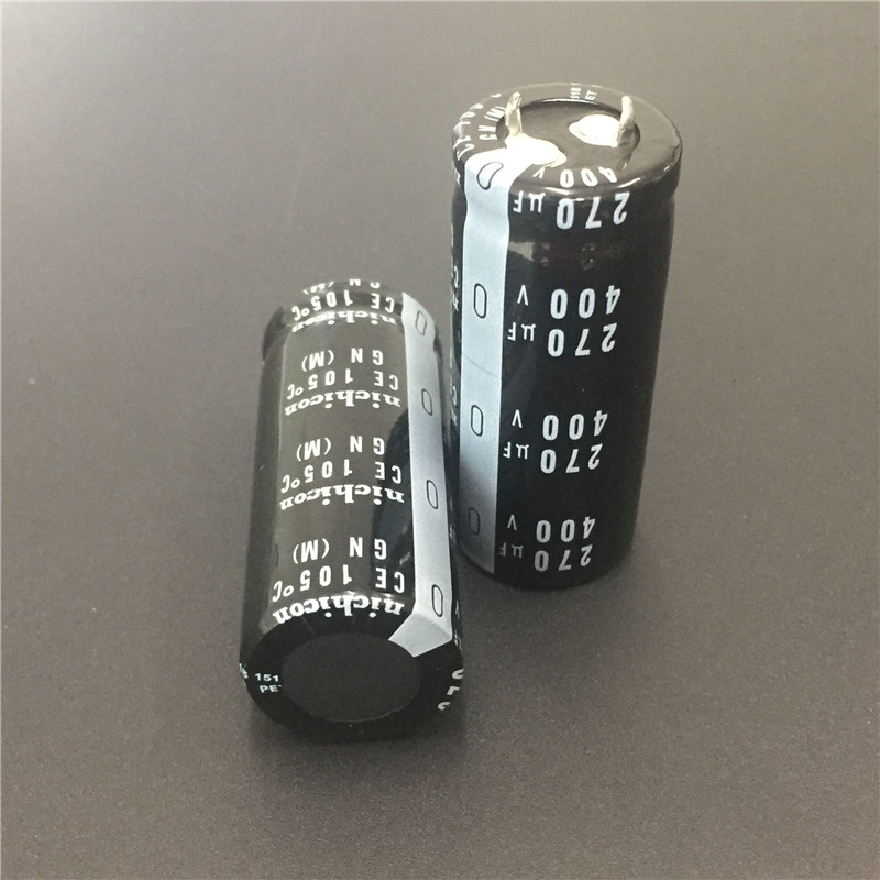 2PCS 4700uf 50v Nichicon GU//GY 22x45mm 50V4700uF Snap-in PSU Capacitor