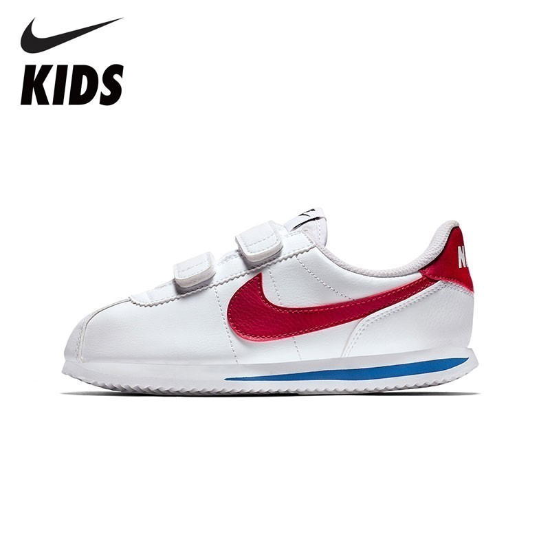 NIKE Kids Official Cortez Basic SL Toddler Kids Running Shoes Comfortable Sneakers For Boys And Girls #904767