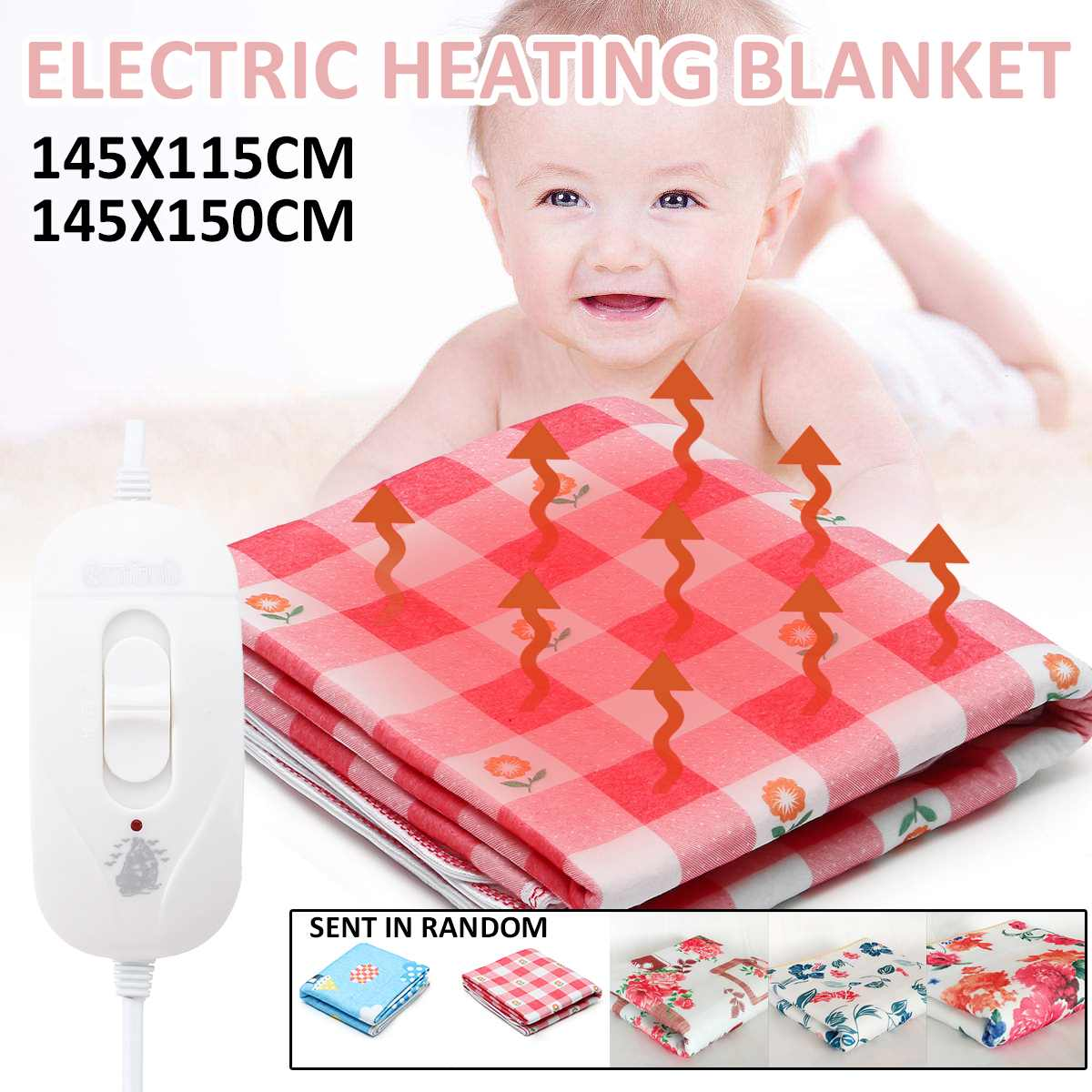 220VElectric Heating Blanket Double Three Person Bed Heated Pad Security Winter Heater Warmer Baby Kids Cover Bedding Mat Carpet220VElectric Heating Blanket Double Three Person Bed Heated Pad Security Winter Heater Warmer Baby Kids Cover Bedding Mat Carpet