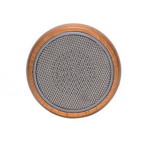 Image 2 - Reproductor de madera portátil inalámbrico Bluetooth altavoz innovador regalo estéreo Hd sonido música Surround dispositivos tipo colgante ordenador