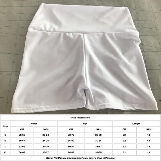 Sexy Push Up High Waist Shorts