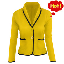 Fashion Casual Jackets For Women Blazers Long Sleeve Single Breasted Button Female Blazer 2019 Explosion Women Coat Plus Size