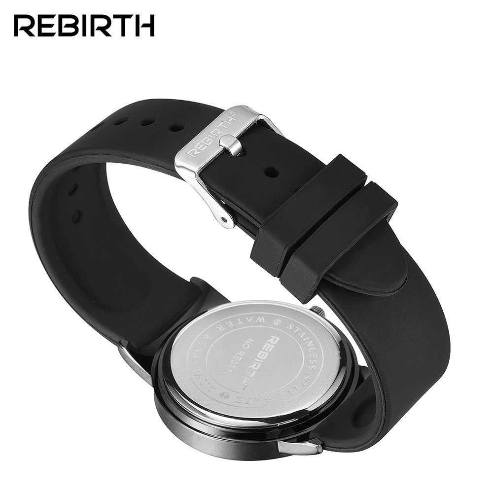 Odrodzenie moda luksusowa marka kobiety zegarek kwarcowy kreatywny cienkie panie zegarki dla kobiet Femme 2019 kobieta zegar relogio feminino