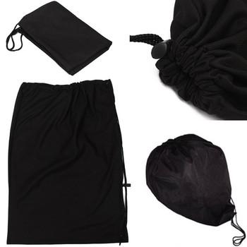 Torba na kask motocyklowy BIKE IT torba na kask ze sznurkiem czarna torba na kask spawanie elektryczne maska ochronna Pull pluszowy dodatek do torby tanie i dobre opinie FORGELO CN (pochodzenie) Other 191989