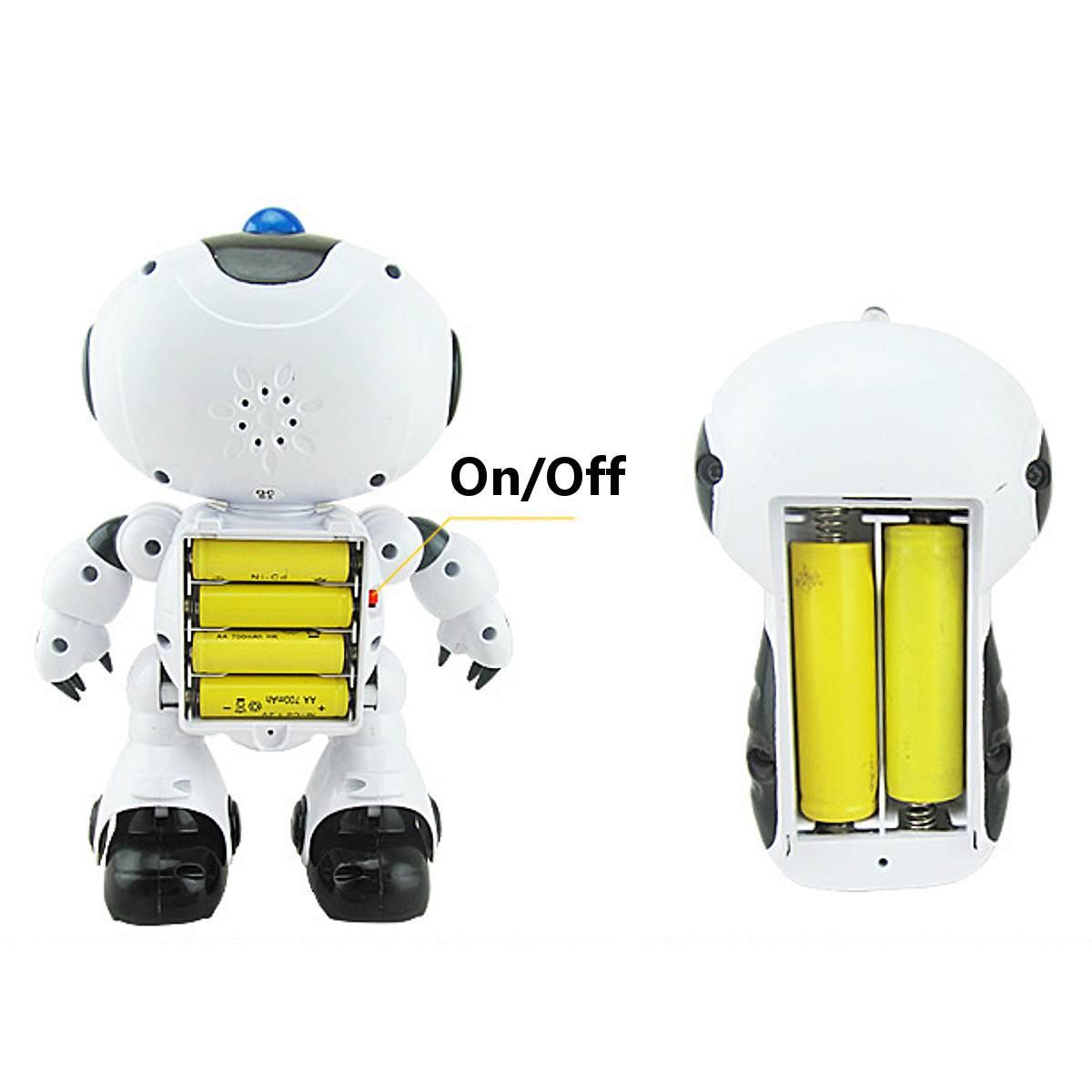 Voice Robot Consumer Electronics Rc Dance Robot Intelligent Programming Remote Control Robotica Toy Humanoid Robot For Children Kids Birthday Gift Present