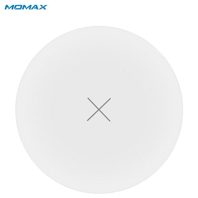 Зарядное устройство беспроводное Momax: Q Pad X Ultra Slim цвет белый/UD6W/48