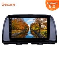 Seicane gps Navi Стерео для 2012 2013 2014 2015 Mazda CX 5 Android 8,0/8,1 4 ГБ 9 1Din автомобиля Радио мультимедийный плеер головное устройство