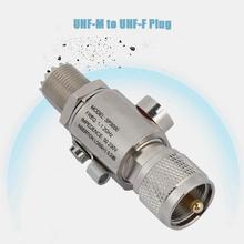 Surge-Protector SP3000 Lightning Arrestor 1-1.2ghz UHF-F All-Band 230V 200W
