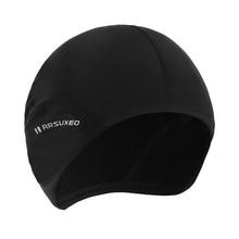 Уличная спортивная мужская шапочка для езды на велосипеде велосипедный шлем лайнер для бега лыжного спорта флисовая ветрозащитная бандана зимняя шапка s Hat