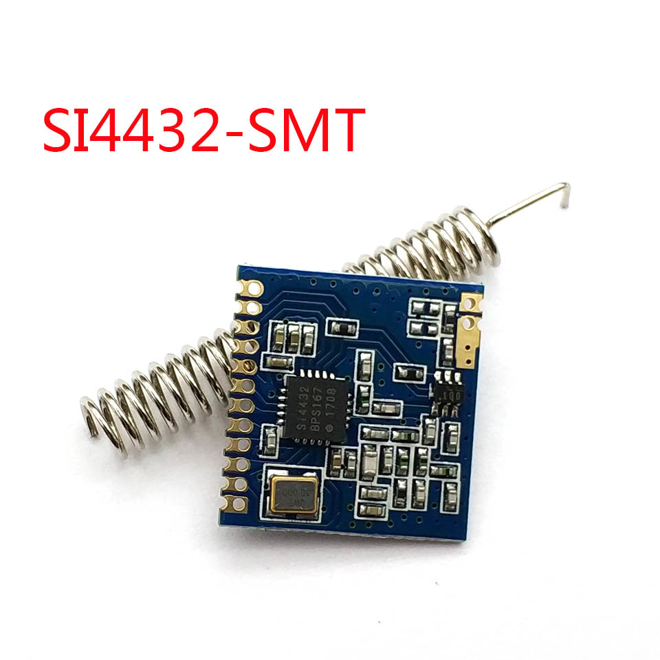 1 Set Mini Si4432 Remote Wireless Transceiver - Year of