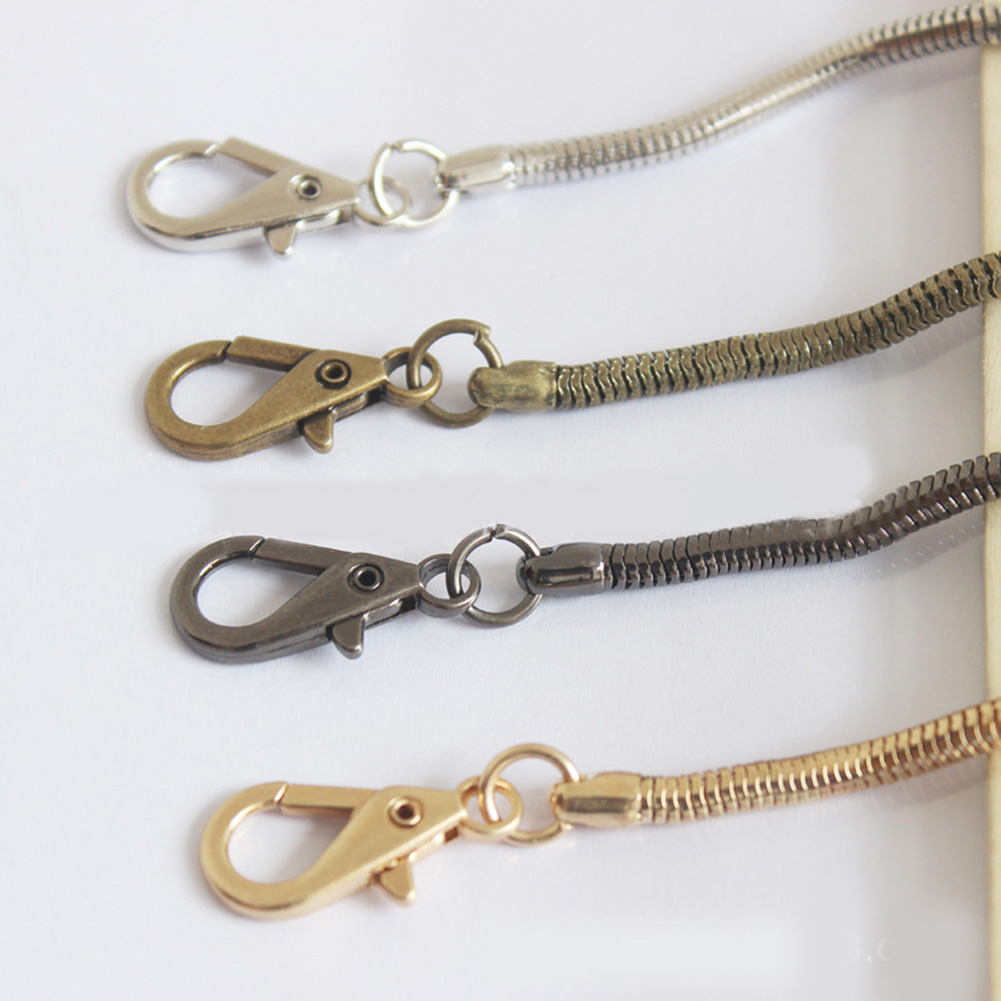 120cm Cross Body Handbag Shoulder Bag Chain Strap Replacement Bag Accessories