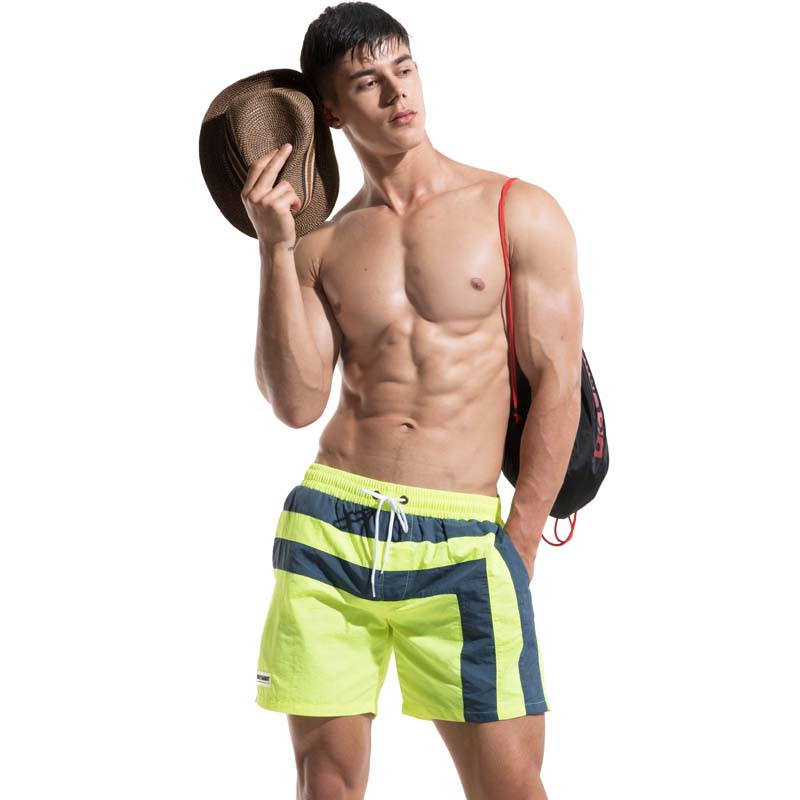 Desmiit Quick Dry Men's   Board     Shorts   Summer Beach Surfing Man Swimming   Shorts   Athletic Sport Running Gym   Shorts