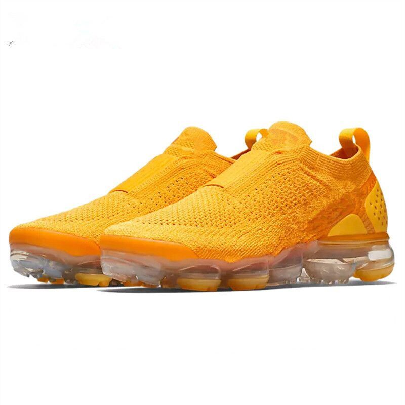 add1ad851c457 Detail Feedback Questions about Quality Unisex Vapormax 2019 Max Moc 2 2.0  Fk Laceless Futurism Running Shoes Jogging For Womens Air Knit Sneakers Max V2  2 ...