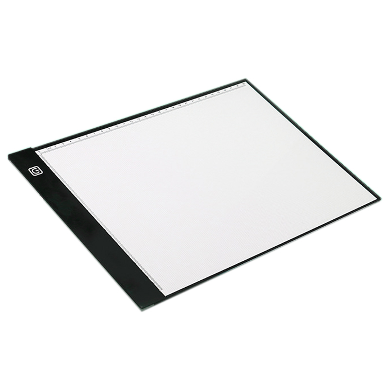 A4 Led Light Drawing Board Tracer Calibration Led Art Craft Led Sketch Tablet Tracing Light Pad Canvas For Painting WatercolorA4 Led Light Drawing Board Tracer Calibration Led Art Craft Led Sketch Tablet Tracing Light Pad Canvas For Painting Watercolor
