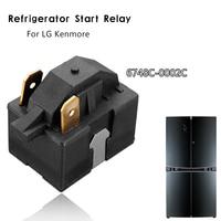 Relé de partida do refrigerador para lg 6748c 0002c 6749c 0014e 6748c 0004d|Peças p/ geladeira| |  -