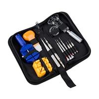 13 шт. набор инструментов для ремонта ключей брелок часы Чехол открывалка Часовщик
