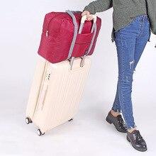 2019Manufacturer Manufacturing Portable Travel Hand Luggage Folding Travel
