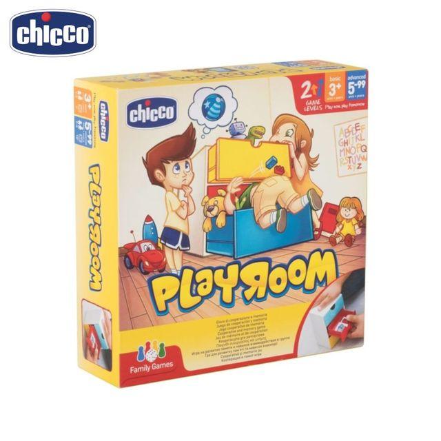 Настольная игра Chicco Toy Playroom 3г+