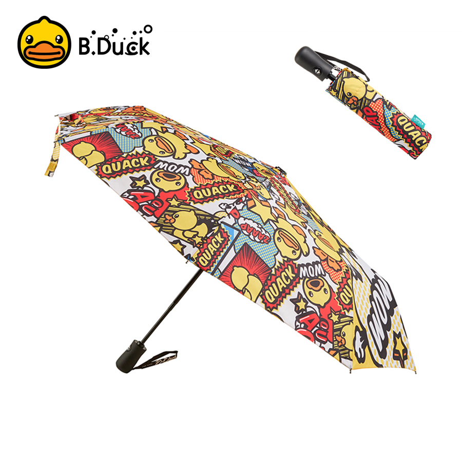 Mini Folding Inverted Umbrella Automatic Small Windproof Sun Women Girls Rain Gear Anime Umbrellas Pocket Travel Parasol Kid