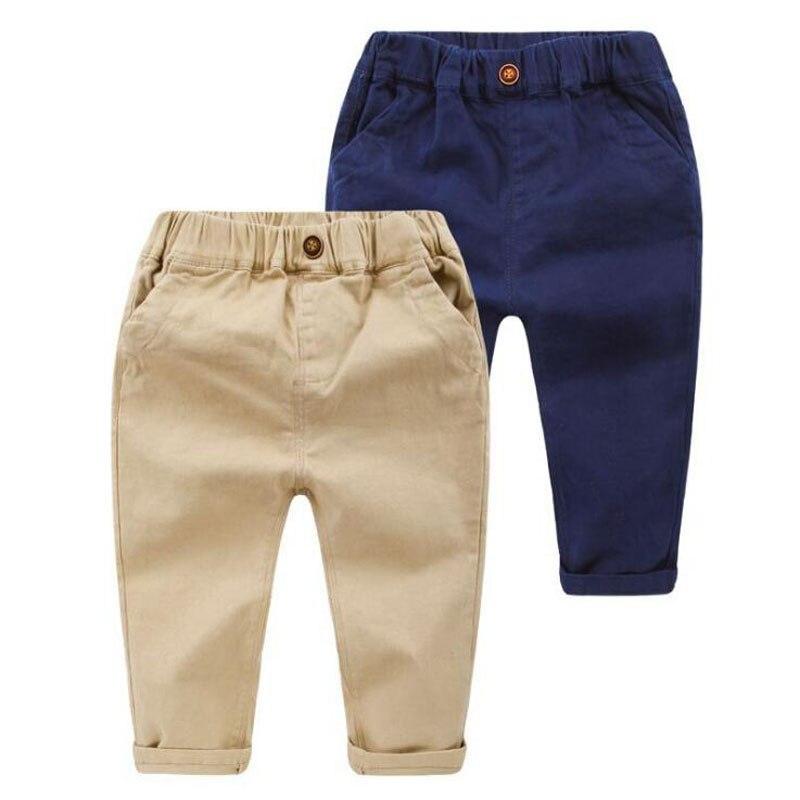 DemüTigen 2019 Mode Kinder Jungen Harem Hosen Für Jungen Hosen Kinder Kind Casual Hosen Solide Farben Jungen Hosen Jungen Kleidung Hosen