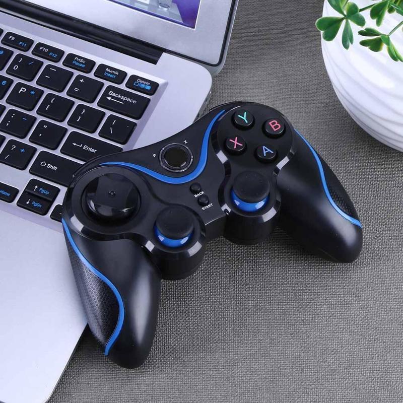 2.4GHz Wireless Game Controller Gamepad Recarregável PC Smart Phone PS3 Xbox Joystick para Android TV Box Tablet Acessórios Do Jogo
