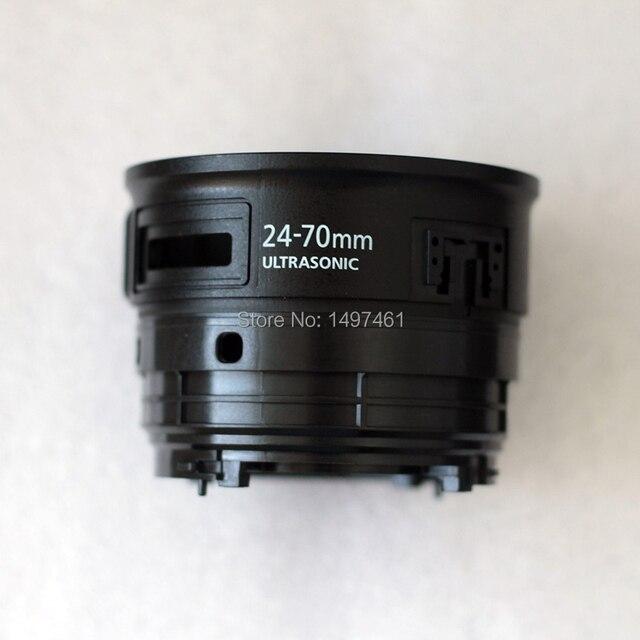 Bare stationary flexd barrel ring repair parts For Canon EF 24 70mm f/2.8L II USM lens