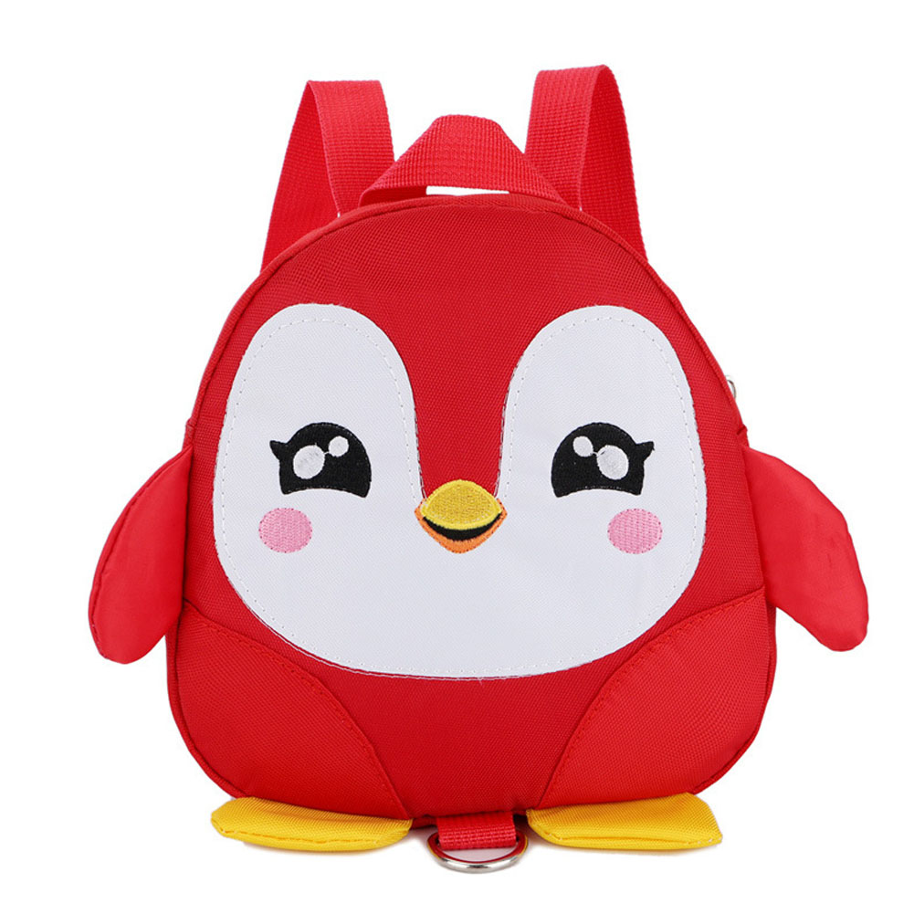 Buy penguin canvas backpack and get free shipping on AliExpress.com 81c5a2617186f
