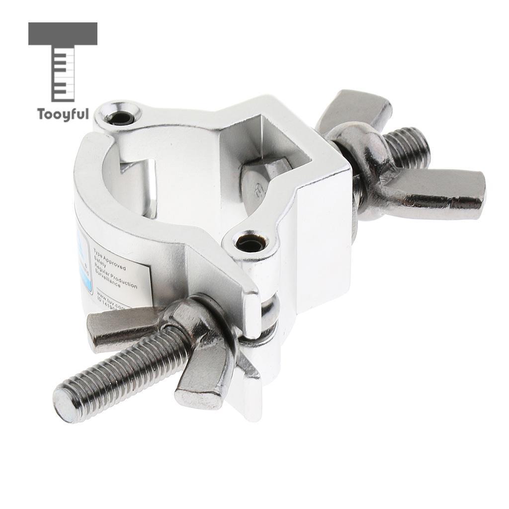 Doelstelling Heavy Duty 50 Kg Stage Licht Haak Klemflens Fit 32mm-35mm Od Tubing Pijp