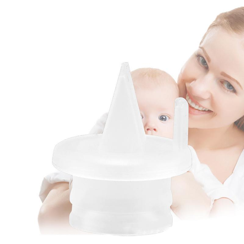 Electric Breast Pump Universal Accessories Silica Gel Breast Milk Duckbill Valve