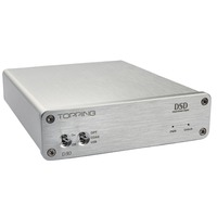 TOPPING D30 MINI HIFI Desktop DSD Audio Decoder USB DAC Coaxial Optical Fiber XMOS CS4398 24Bit 192KHz amplifier