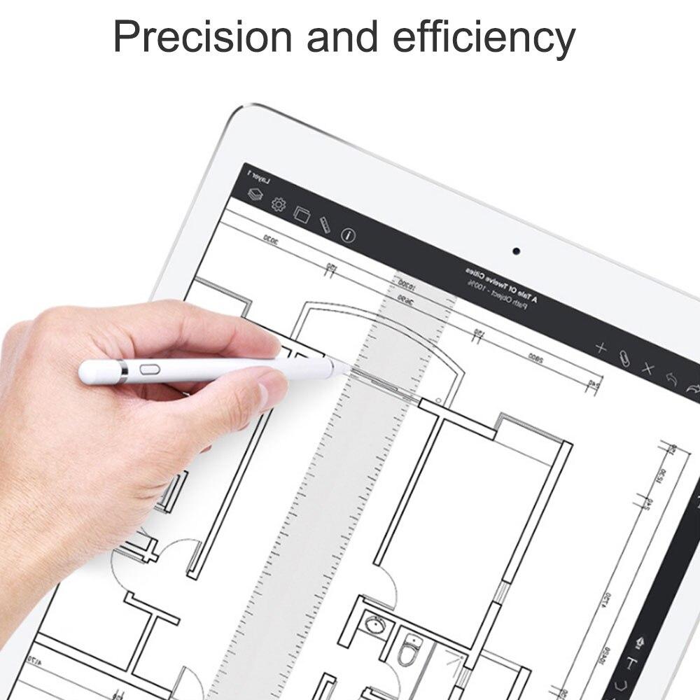 WIWU Crayon Tchnology stylo pour écran tactile Crayon Stylet Pour Apple iPad et iPad Pro Apple ios et Android système - 5